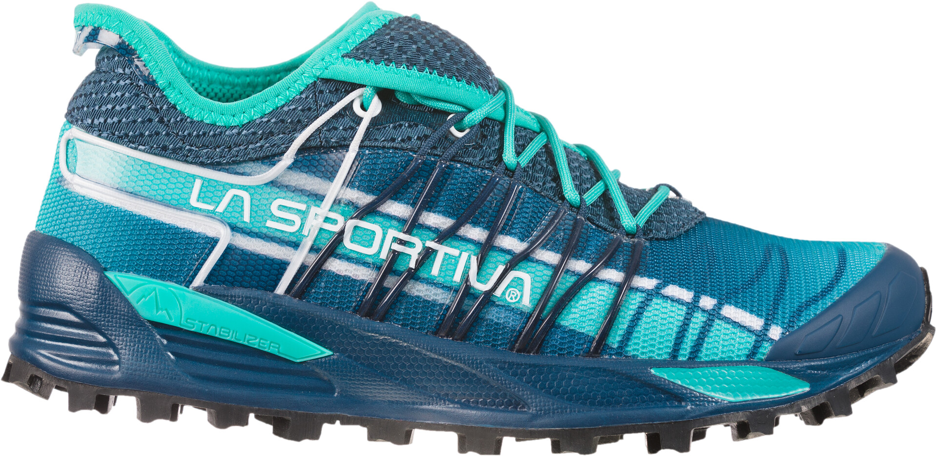 La Sportiva Mutant Chaussures de trail Femme, opalaqua